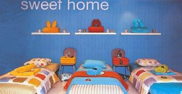 "Kolekcija ""Sweet home"" iš Benetton."