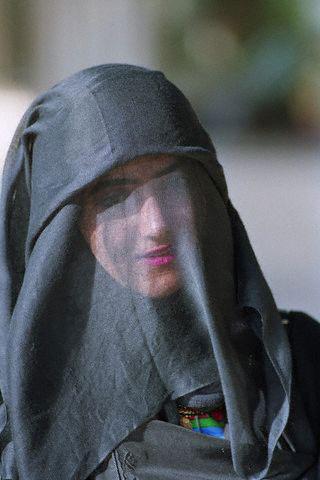 Saudo Arabija, moteris, musulmonė