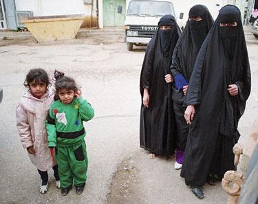 Saudo Arabija, moterys, musulmonės