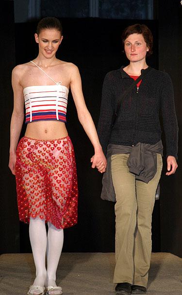 "Magda Vachunova. ""Etno wear"""