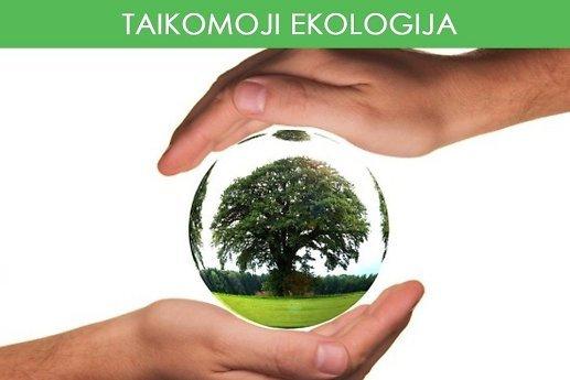 Taikomoji ekologija
