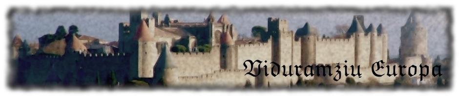 """""""Viduramžių Europa"""""""