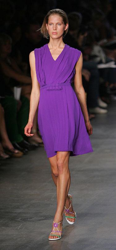 Calvin Klein. Pavasaris - vasara 2006 m.