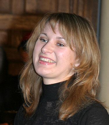Drabužių dizainerė Vaida Januškaitė