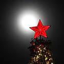 Kalėdinė eglė Stavropolyje