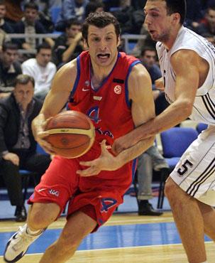 Theodoros Papaloukas (CSKA)