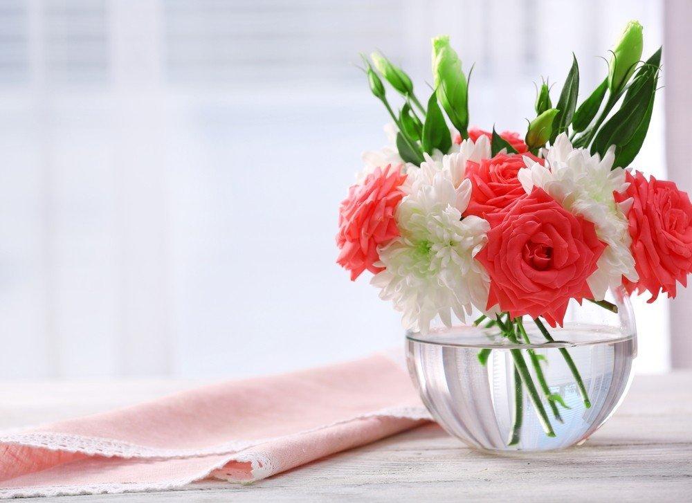 Gudryb s kad skintos g l s d iugint ilgiau delfi gyvenimas - Fotos jarrones con flores ...