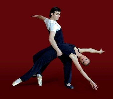 Gintaras Visockis: mano gyvenimas – šokis