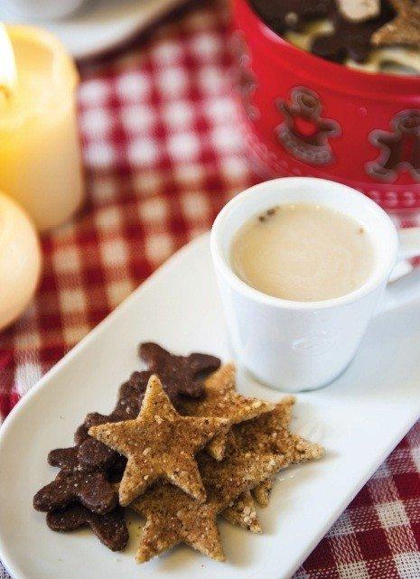 Gražinos Gum kalėdinė arbata