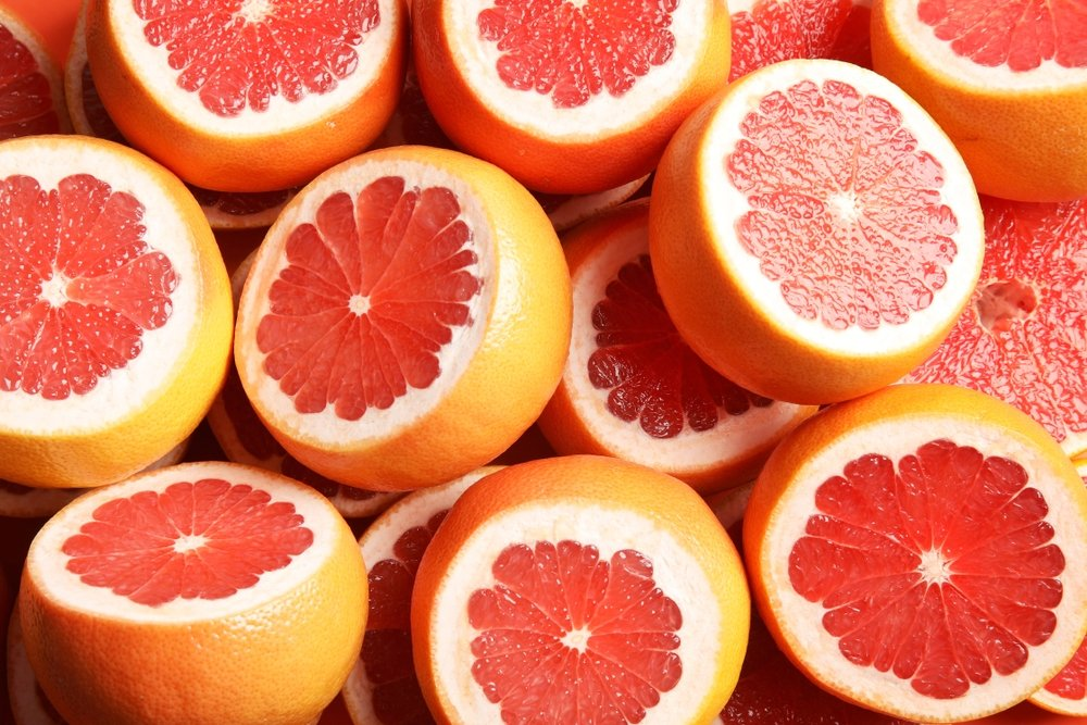 greipfrutų širdies sveikata)