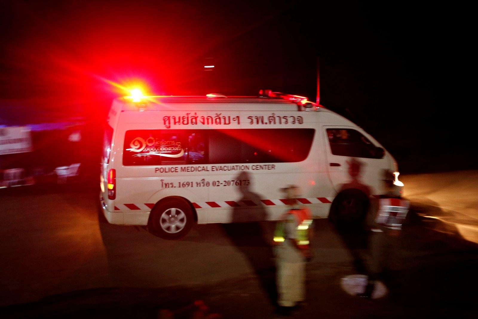 Россиян не оказалось в числе пострадавших при стрельбе в Таиланде