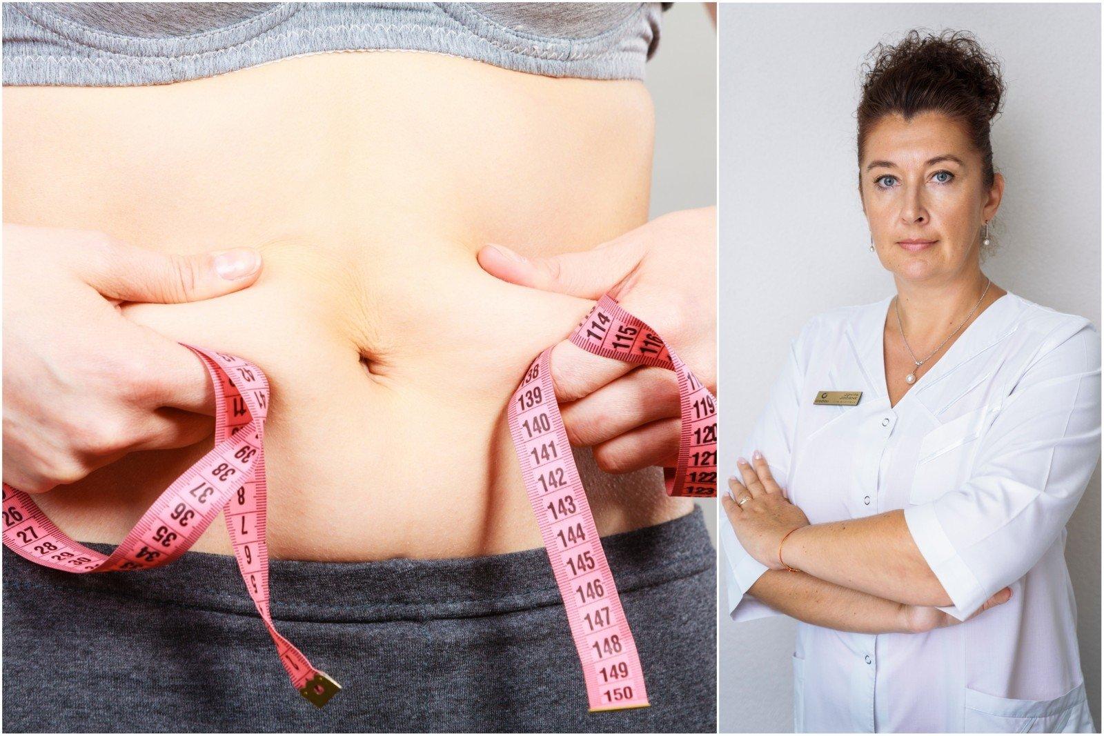 svorio netekimas alzhaimerio visuomenėje