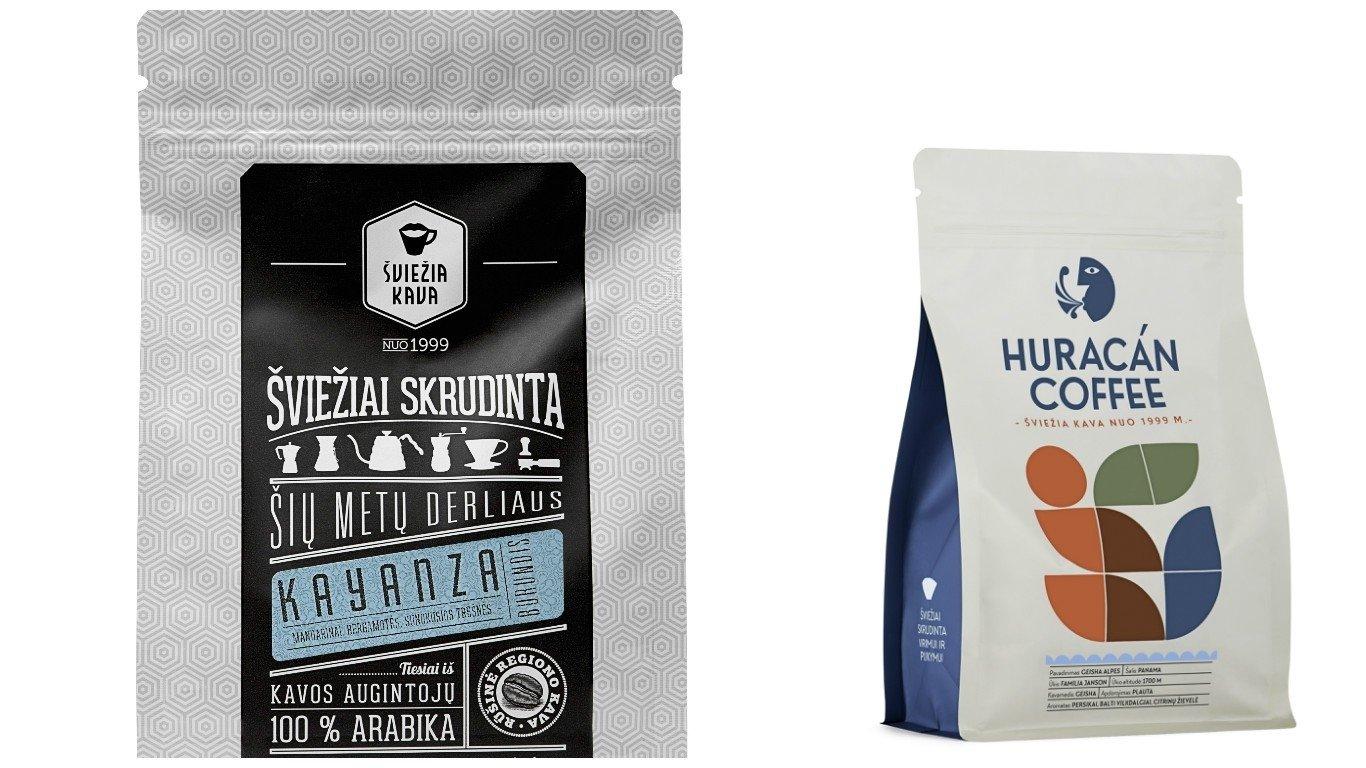 """Kaip """"Šviežia kava"""" per metus virto """"Huracán Coffee"""""""