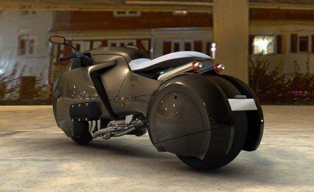 I.Care motociklo koncepcija