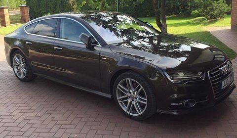 """Ieškoma Ieva Strazdauskaitė važiavo šiuo """"Audi"""""""