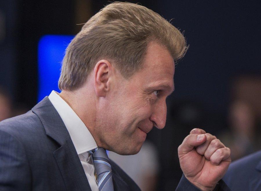 ФБК: Шувалов вгод тратит начастные авиаперелеты 170 млн руб