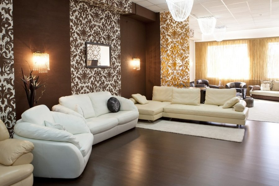 nam interjeras kaip tinkamai pasirinkti tapetus ir u uolaidas delfi gyvenimas. Black Bedroom Furniture Sets. Home Design Ideas