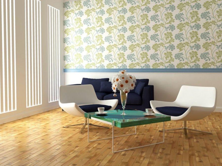 Nam interjeras kaip tinkamai pasirinkti tapetus ir for Interior decoration 1990s