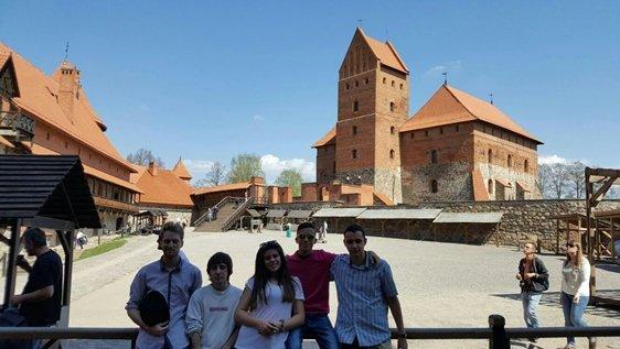 Ispanas Ierai atliko praktiką Lietuvoje