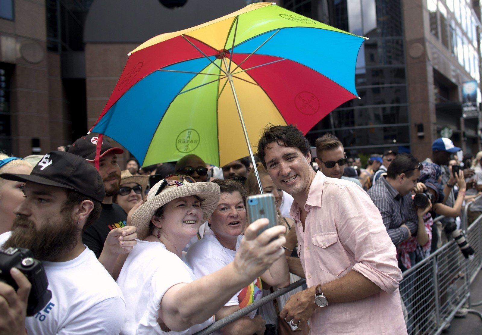 Геи в канаде