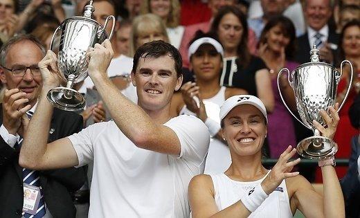 Мартина Хингис завоевала 23-й титул натурнирах «Большого шлема»