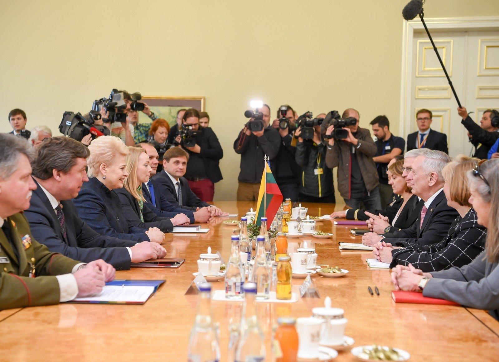 США обвинили РФ внаращивании военного потенциала вблизи Прибалтики