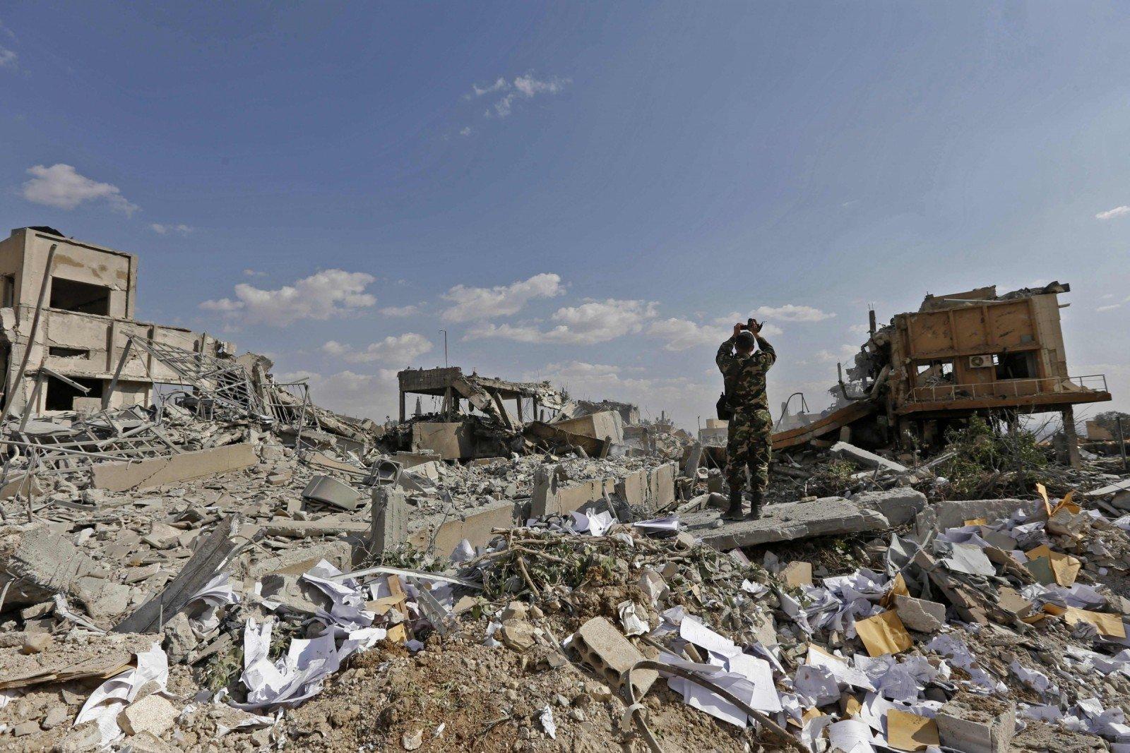 Международная коалиция раскритиковала доклад омирных жертвах вСирии
