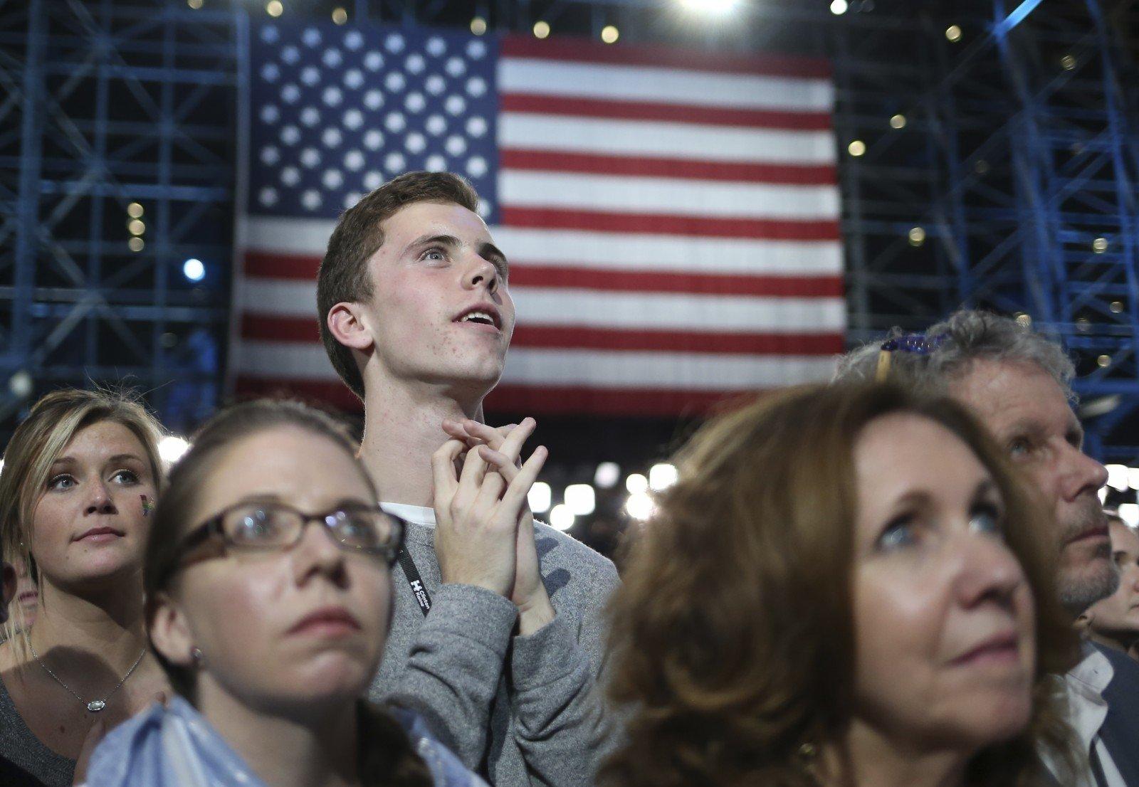 США: Трамп приближается кпобеде напрезидентских выборах