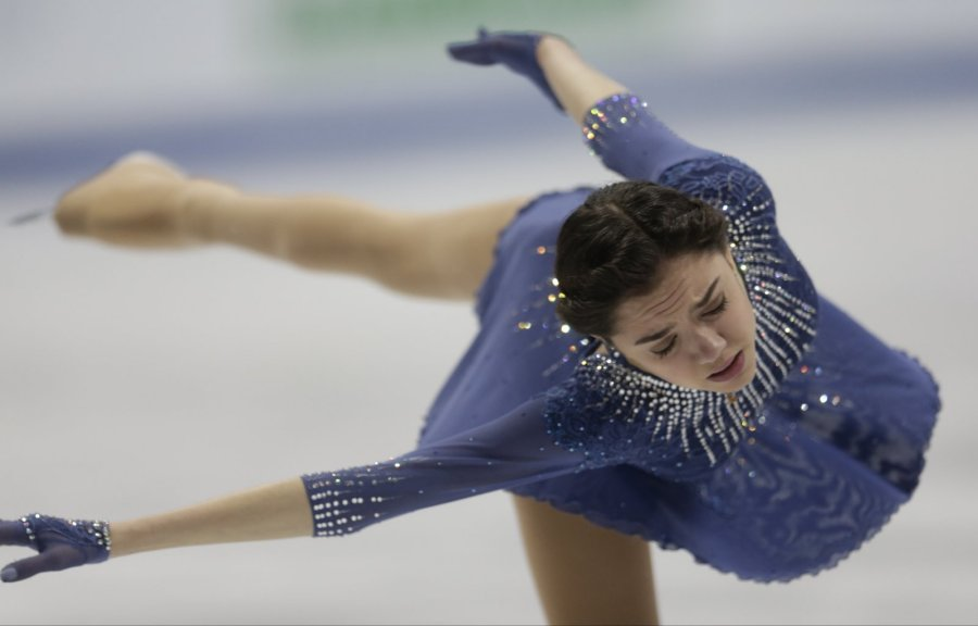 Медведева выиграла чемпионат Российской Федерации пофигурному катанию смировым рекордом