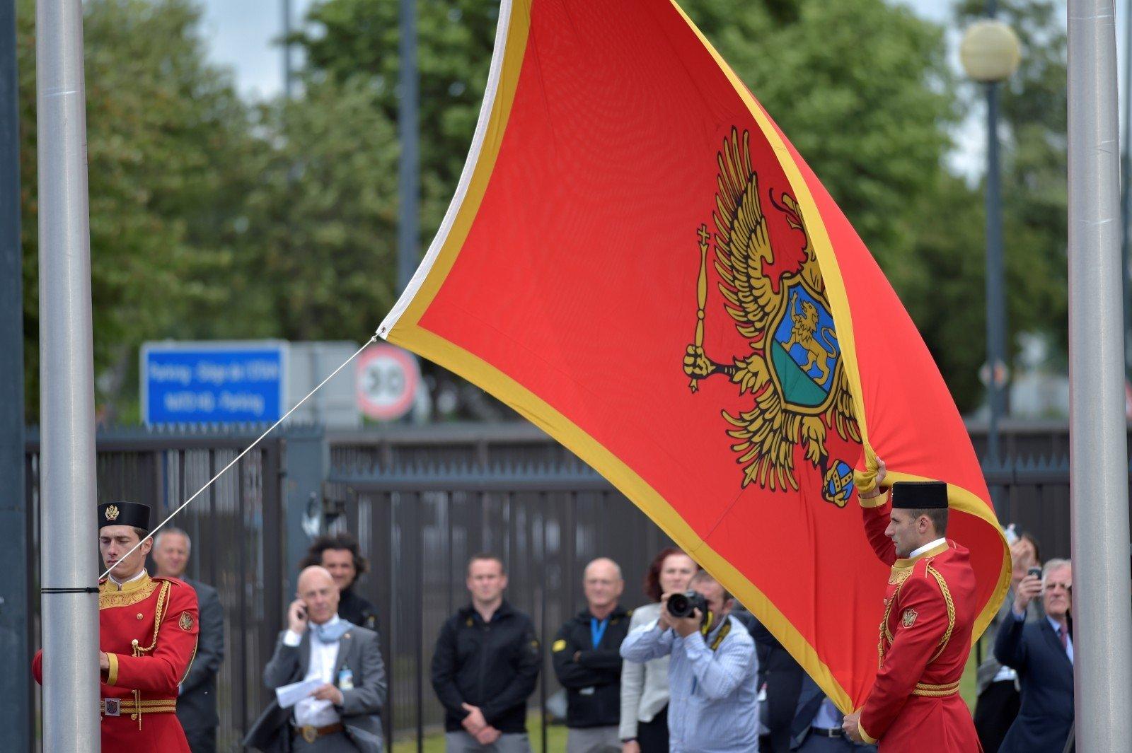 НАТО непланирует размещать военную базу вЧерногории