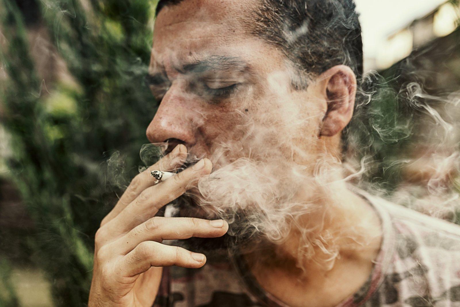 hipertenzija, rūkanti marihuaną
