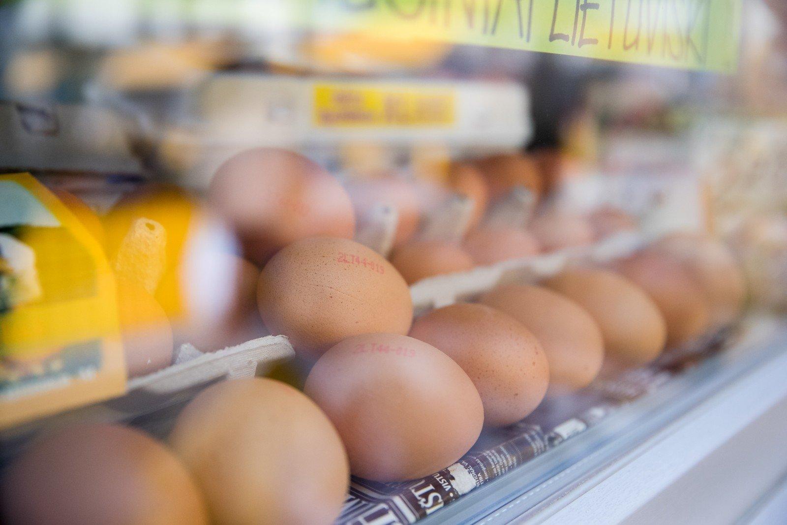 Ar tiesa, kad vienas kiaušinis atstoja visos dienos sočiųjų riebalų kiekį?