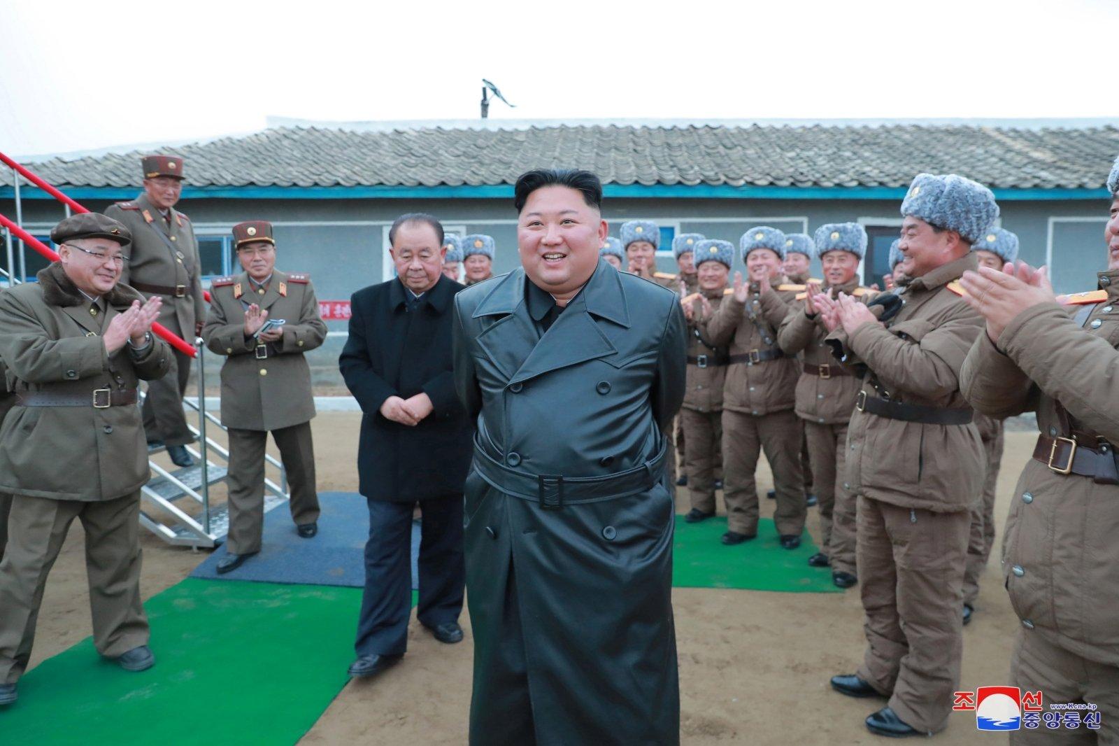 Трамп предложил Ким Чен Ыну встретиться в демилитаризованной зоне