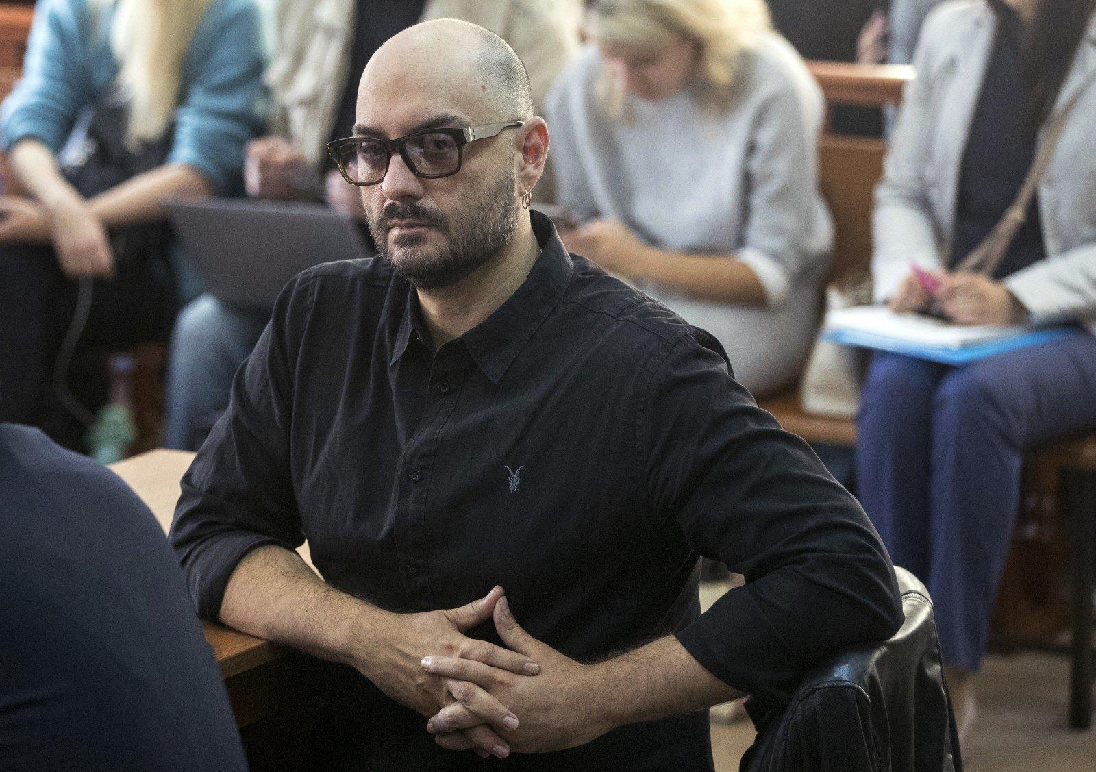 Юрист  передала  обувеличении суммы ущерба поделу Серебренникова