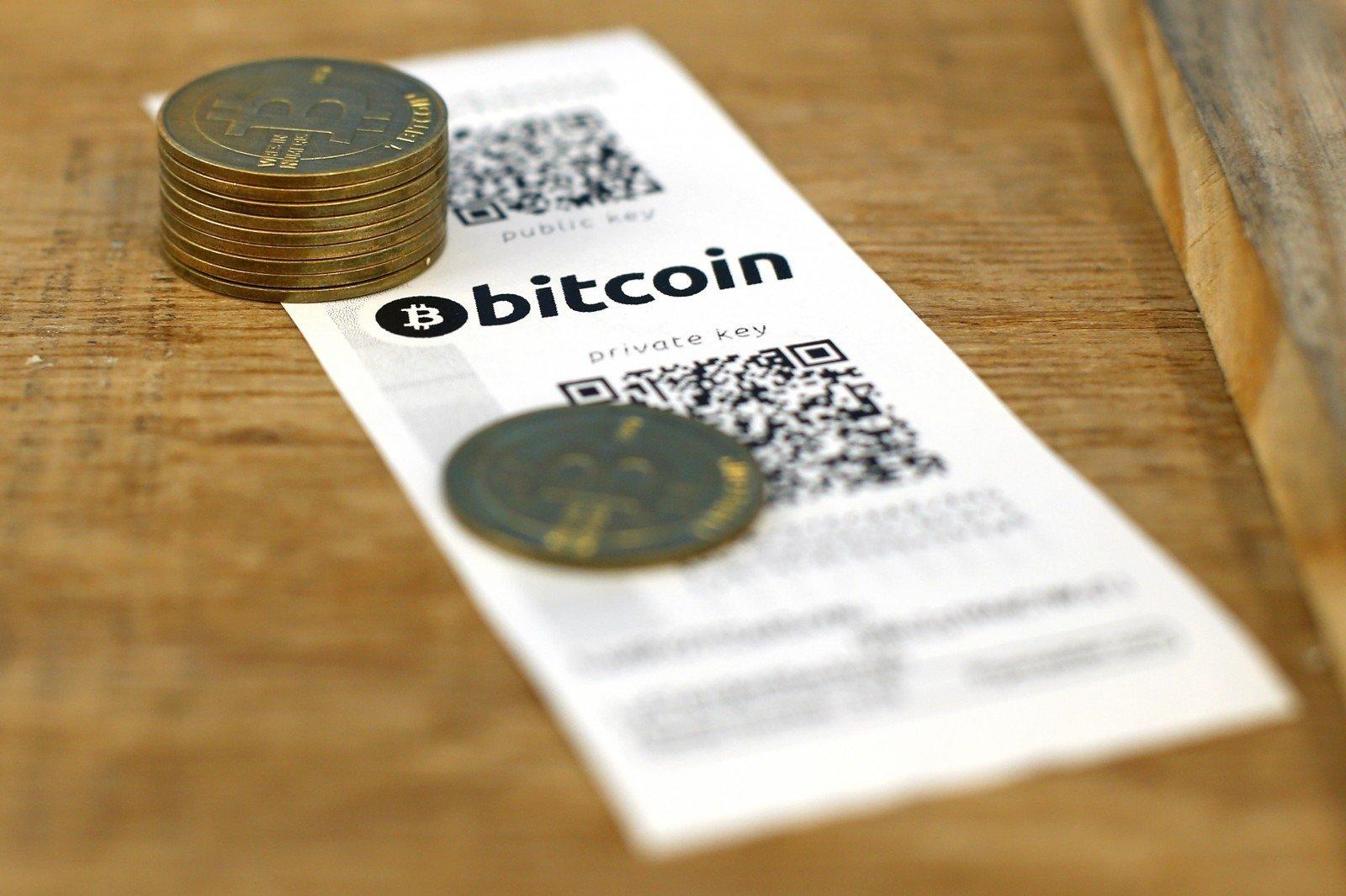 Pelnas greičiausias bitkoino