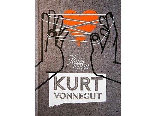 Kurto Vonneguto knygos viršelis