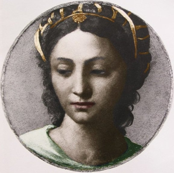 Bona Sforza, Grand Duchess of Lithuania and Queen of Poland