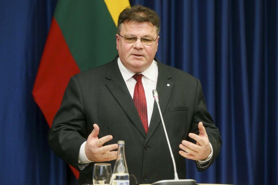 Литва вручила Беларуссии ноту поповоду вероятного инцидента наАЭС вОстровце
