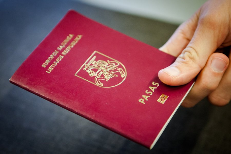 lithuanian passport by marriage