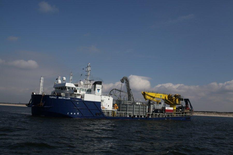 NordBalt проводит системные испытания преобразователя тока