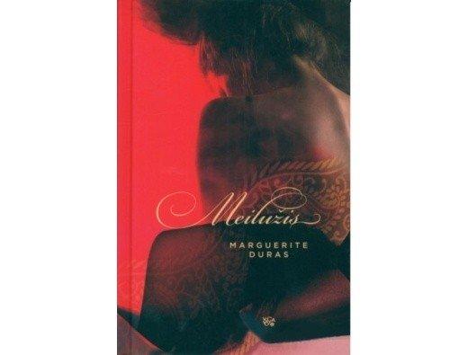 M. Duras knygos viršelis