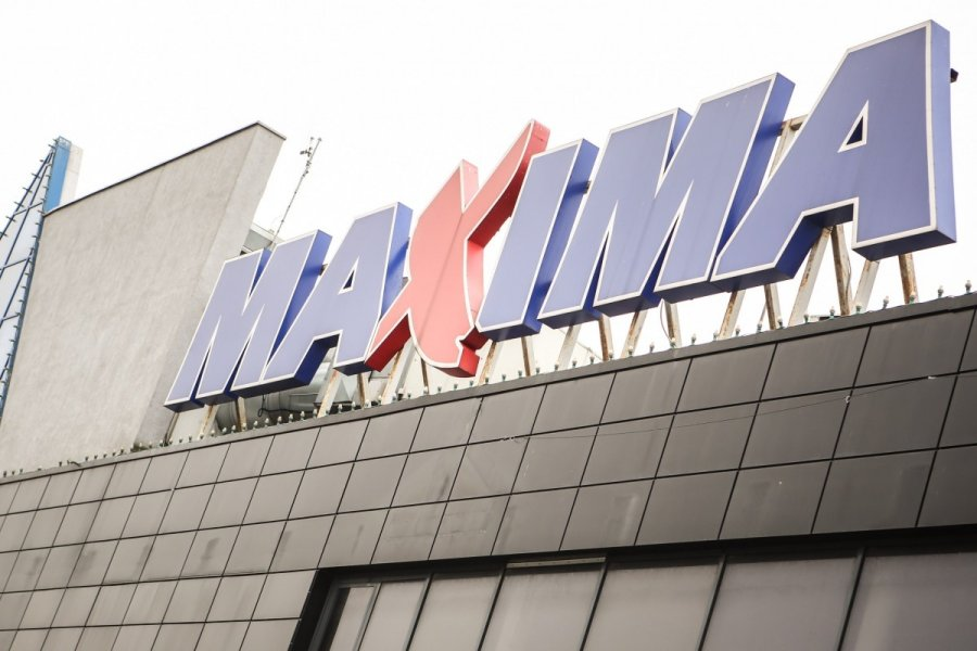 Lithuanian-owned Maxima largest employer in Latvia - EN DELFI