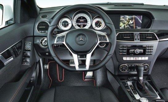 Mercedes C 350 CGI