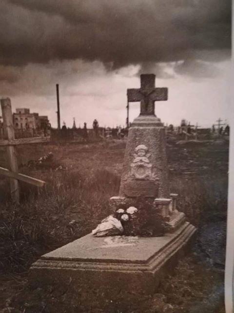 Misija Sibiras'19 ekspedicija rado Jurgio Dirvonskio dukters kapą