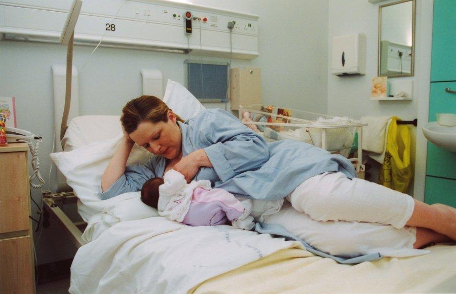 Kaip rengti naujagimi ligonineje