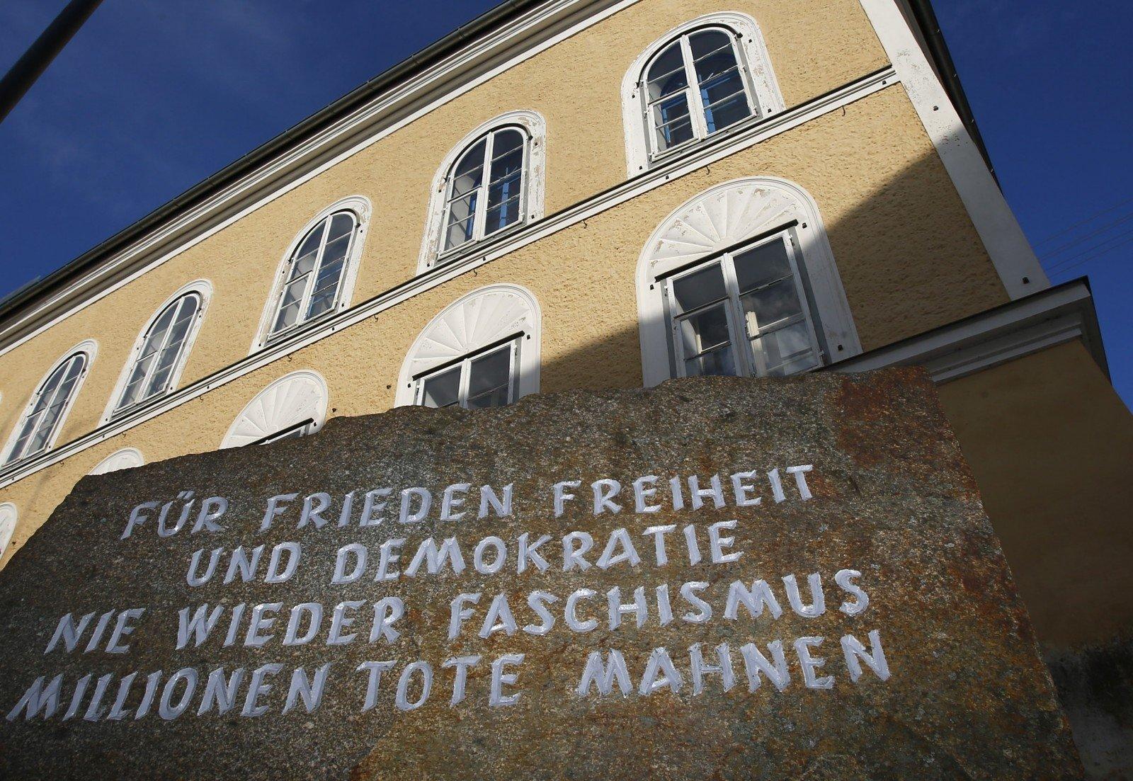 ВАвстрии хотят конфисковать дом, вкотором родился Гитлер