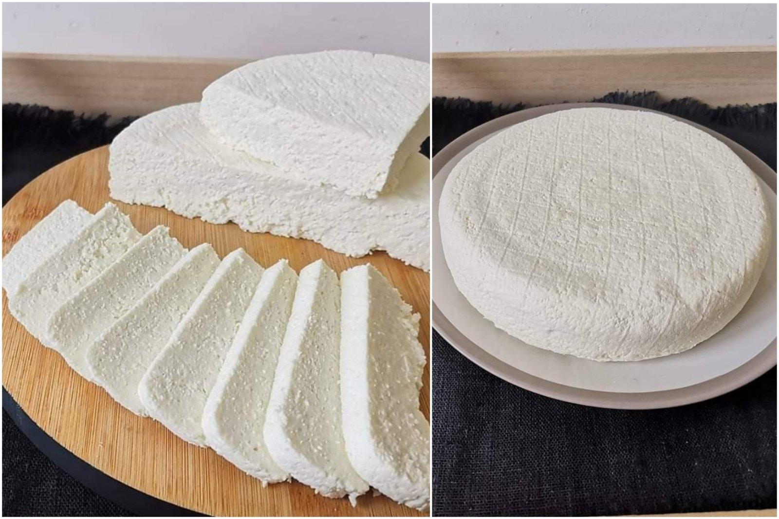 Šviežias naminis varškės sūris - kaip lengvai pasigaminti patiems? Keliaujame žingnis po žingsnio!