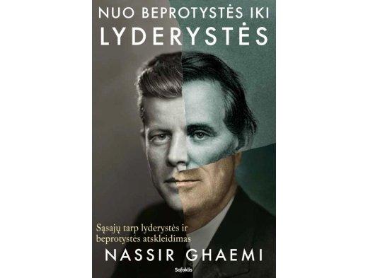 Nassiro Ghaemi knygos viršelis