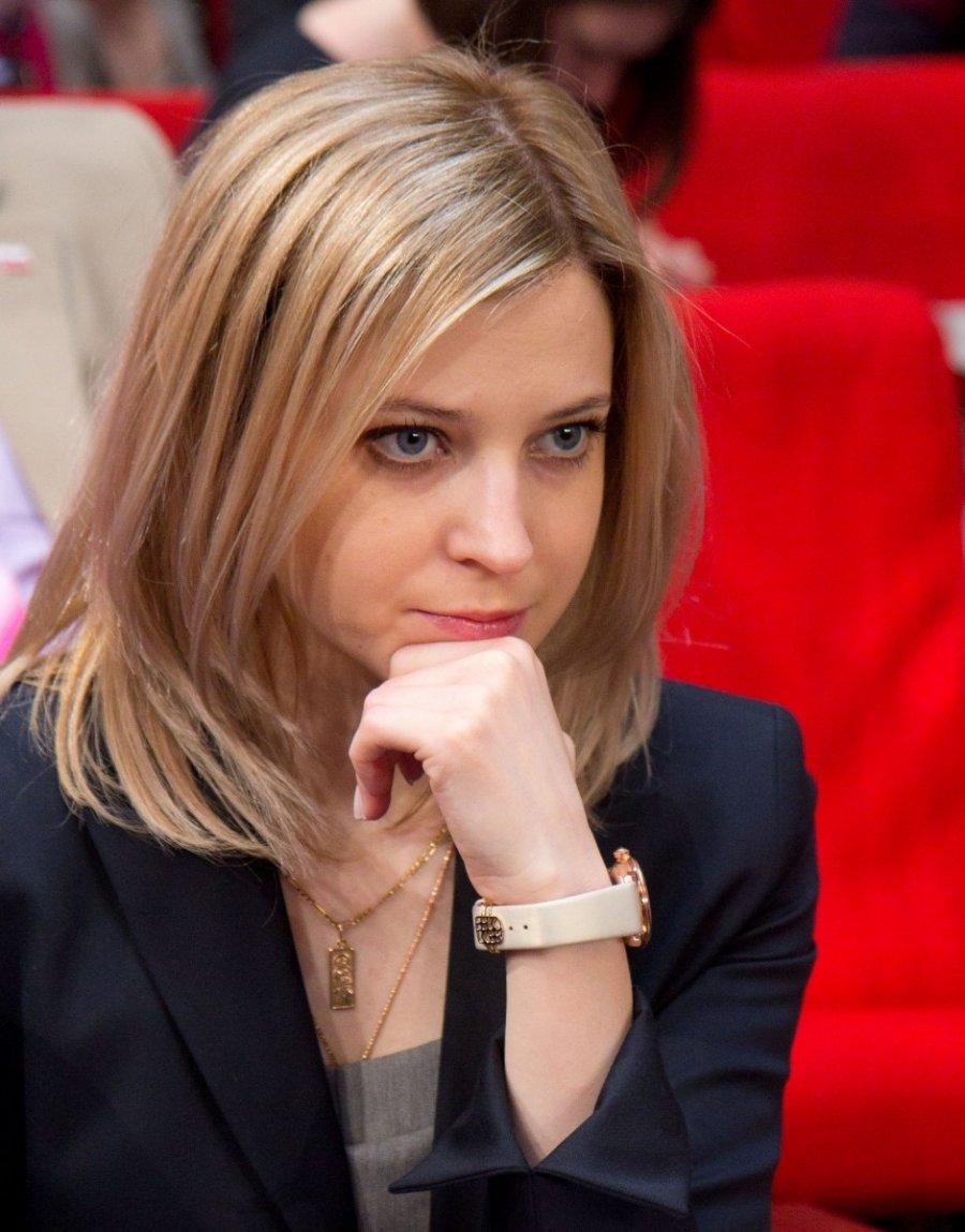 Поклонская ответила Жириновскому о«сексуальной неудовлетворенности»