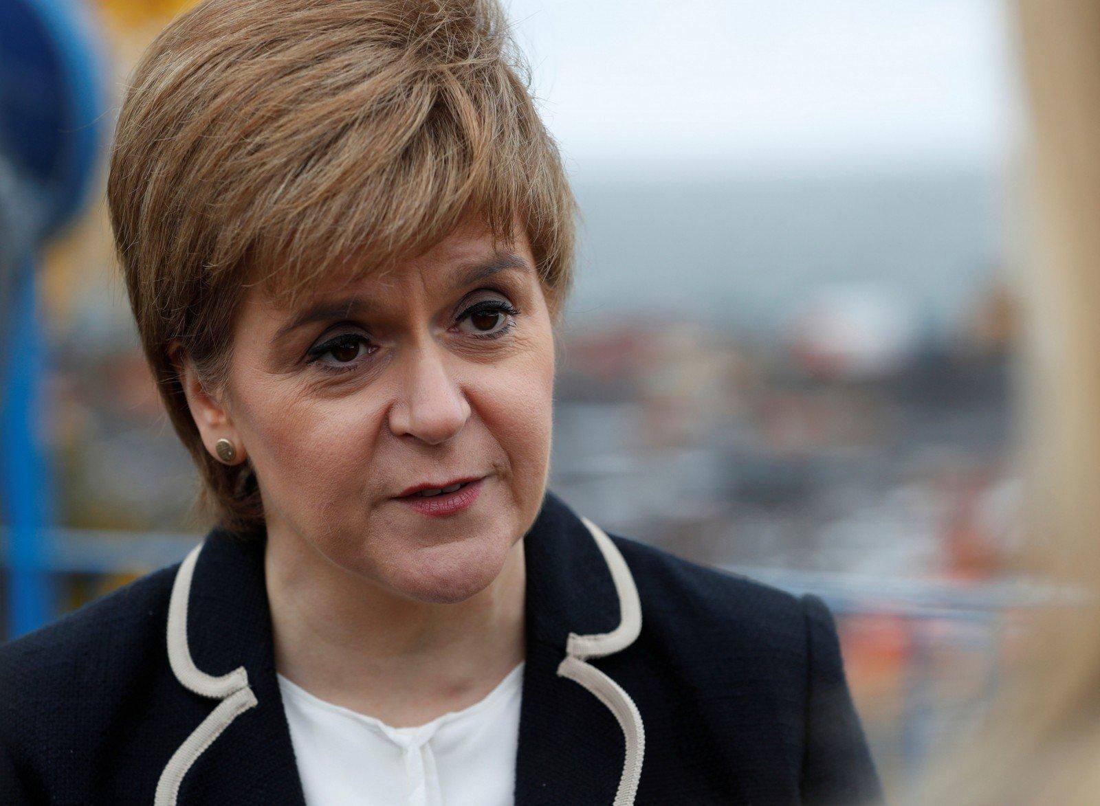 Шотландцы ужаснули Елизавету II
